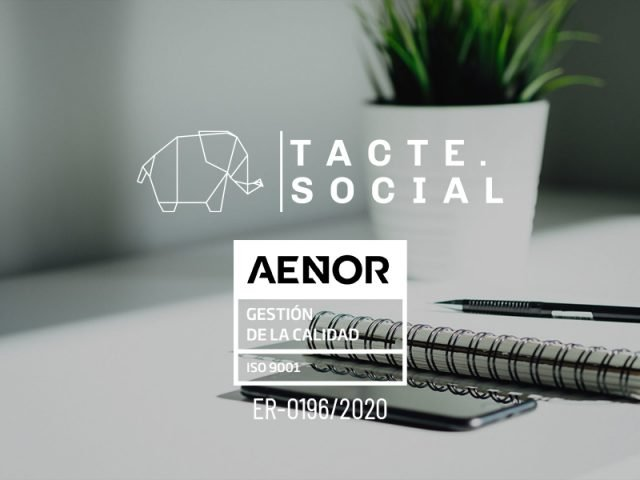 aenor tactesocial