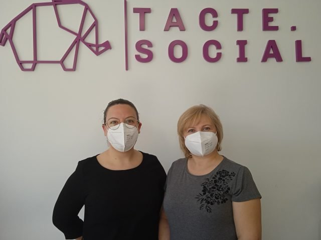dia del trabajo social tacte social