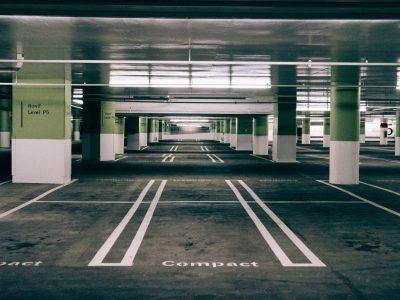 limpieza parking tacte social